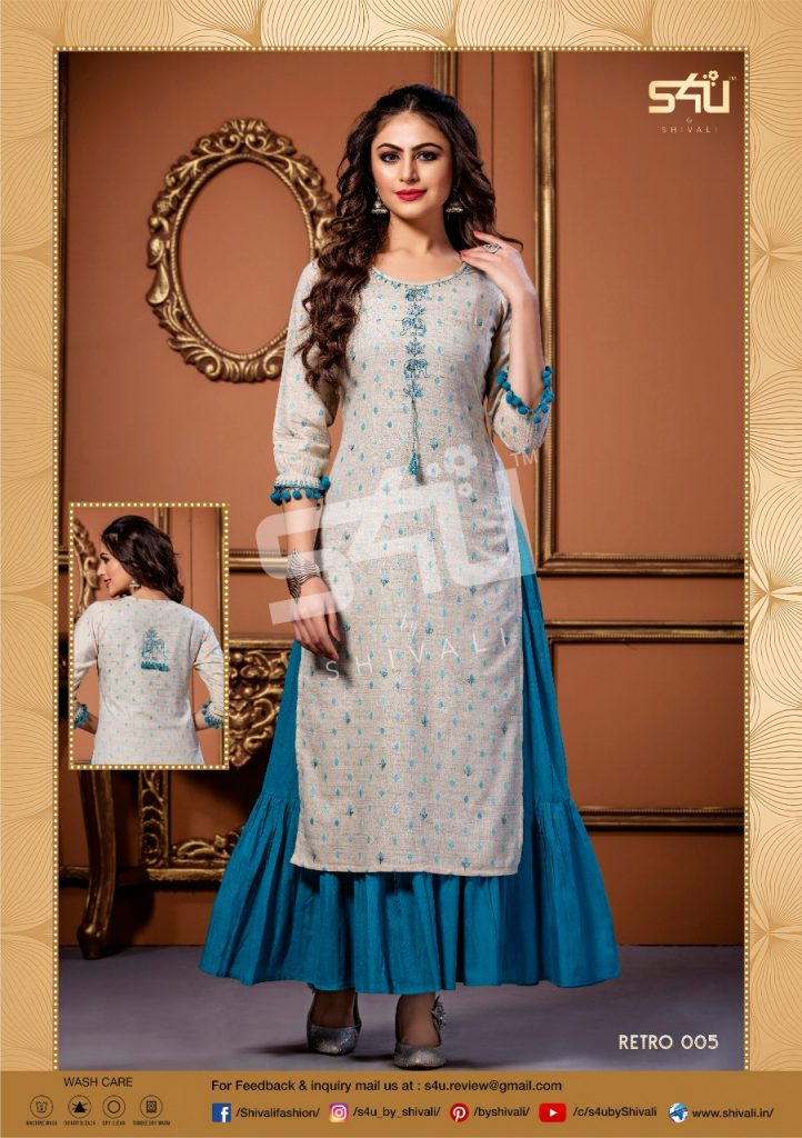 S4u by shivali retro 2019 summer collection stylish kurti catalog surat best price buy online - IMG 20190418 WA0485 1 722x1024 - S4u by shivali retro 2019 summer collection stylish kurti catalog surat best price buy online S4u by shivali retro 2019 summer collection stylish kurti catalog surat best price buy online - IMG 20190418 WA0485 1 722x1024 - S4u by shivali retro 2019 summer collection stylish kurti catalog surat best price buy online