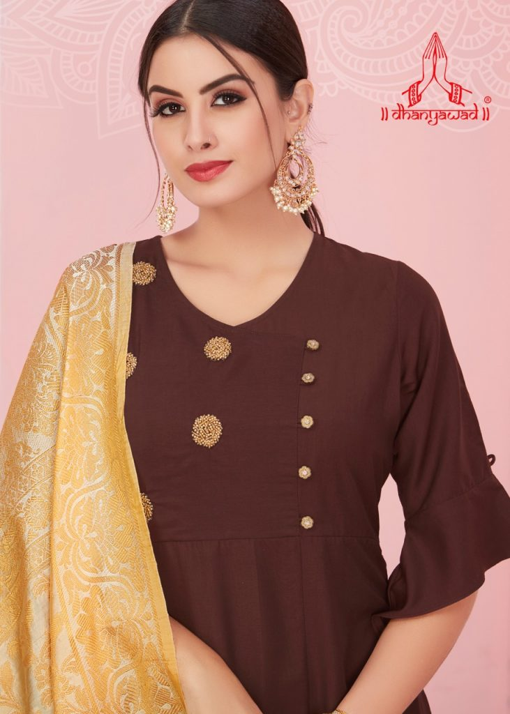 KSM Dhanyawad Banarasi Kudi Vol 2 Designer Long Kurti with dupatta catalog wholesale price Surat best rate - IMG 20190423 WA0362 731x1024 - KSM Dhanyawad Banarasi Kudi Vol 2 Designer Long Kurti with dupatta catalog wholesale price Surat best rate KSM Dhanyawad Banarasi Kudi Vol 2 Designer Long Kurti with dupatta catalog wholesale price Surat best rate - IMG 20190423 WA0362 731x1024 - KSM Dhanyawad Banarasi Kudi Vol 2 Designer Long Kurti with dupatta catalog wholesale price Surat best rate