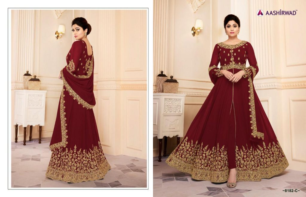 Ashirwad morpankh Gold Designer Anarkali salwar suit Latest Catalog at best price - IMG 20190424 WA0463 1024x659 - Ashirwad morpankh Gold Designer Anarkali salwar suit Latest Catalog at best price Ashirwad morpankh Gold Designer Anarkali salwar suit Latest Catalog at best price - IMG 20190424 WA0463 1024x659 - Ashirwad morpankh Gold Designer Anarkali salwar suit Latest Catalog at best price