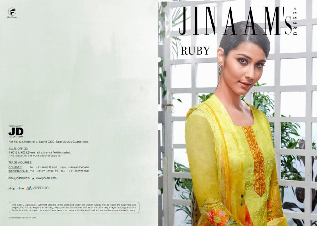 Jinaam Ruby collection Digital printed salwar kameez catalog wholesale price Surat best rate - IMG 20190425 WA0241 1024x731 - Jinaam Ruby collection Digital printed salwar kameez catalog wholesale price Surat best rate