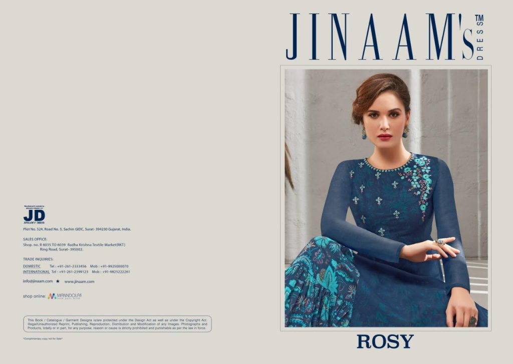 Jinaam dresses rosy designer readymade collection with inner catalogue buy from wholesaler best price - IMG 20190427 WA0682 1024x727 - Jinaam dresses rosy designer readymade collection with inner catalogue buy from wholesaler best price Jinaam dresses rosy designer readymade collection with inner catalogue buy from wholesaler best price - IMG 20190427 WA0682 1024x727 - Jinaam dresses rosy designer readymade collection with inner catalogue buy from wholesaler best price