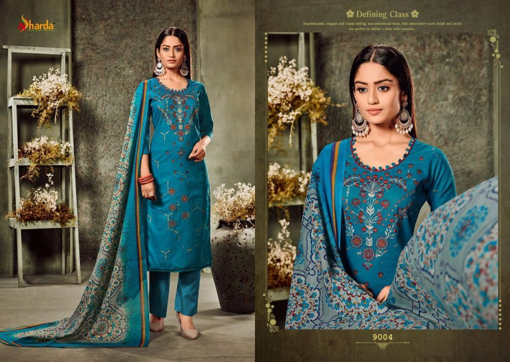 Sharda by lavina 9001-9007 series cotton embroidery collection salwaar kameez catalog best price surat dealer - IMG 20190428 WA0067 1024x727 - Sharda by lavina 9001-9007 series cotton embroidery collection salwaar kameez catalog best price surat dealer Sharda by lavina 9001-9007 series cotton embroidery collection salwaar kameez catalog best price surat dealer - IMG 20190428 WA0067 1024x727 - Sharda by lavina 9001-9007 series cotton embroidery collection salwaar kameez catalog best price surat dealer
