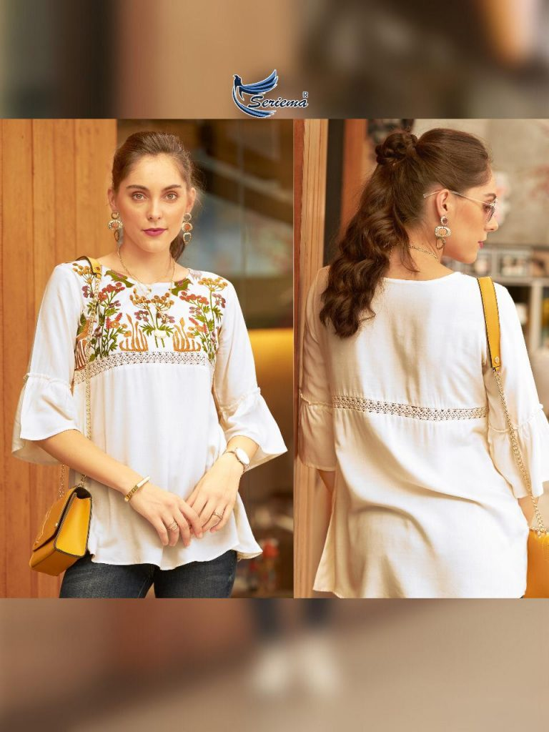 sparrow seriema glazier designer embroidered rayon short tops catalog wholesale price surat - IMG 20190430 WA0481 768x1024 - Sparrow Seriema Glazier Designer embroidered Rayon short tops catalog wholesale price surat sparrow seriema glazier designer embroidered rayon short tops catalog wholesale price surat - IMG 20190430 WA0481 768x1024 - Sparrow Seriema Glazier Designer embroidered Rayon short tops catalog wholesale price surat
