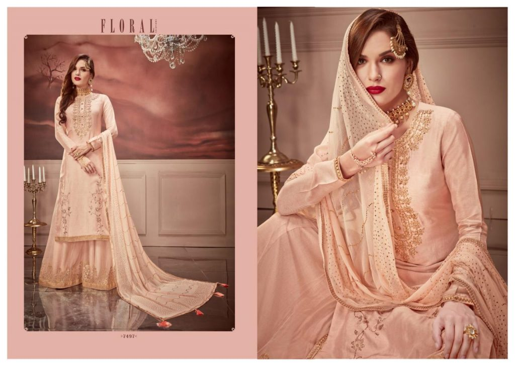 jinaam dresses floral nagma collection designer sharara suit catalog wholesale surat - IMG 20190506 WA0104 1 1024x727 - Jinaam dresses floral Nagma Collection Designer Sharara Suit Catalog wholesale surat