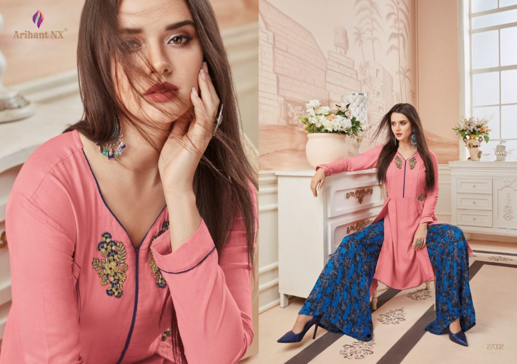 Arihant Plazo Vol 1 Designer Plazzo set Latest Catalog Wholesale price Surat supplier - IMG 20190515 WA0215 1024x722 - Arihant Plazo Vol 1 Designer Plazzo set Latest Catalog Wholesale price Surat supplier