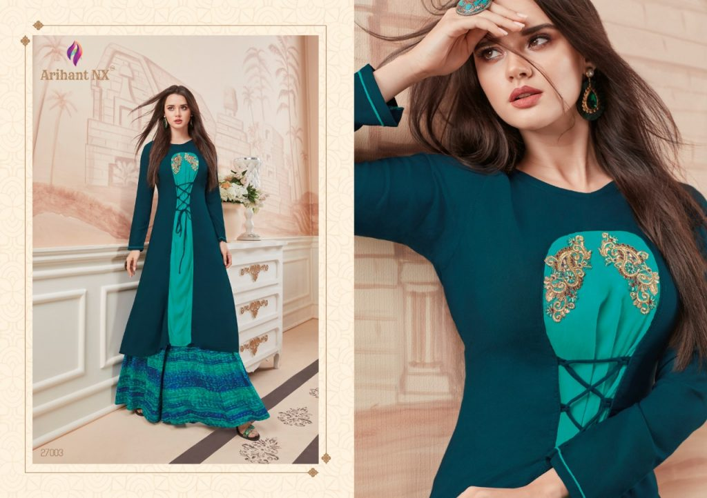 Arihant Plazo Vol 1 Designer Plazzo set Latest Catalog Wholesale price Surat supplier - IMG 20190515 WA0220 1024x722 - Arihant Plazo Vol 1 Designer Plazzo set Latest Catalog Wholesale price Surat supplier