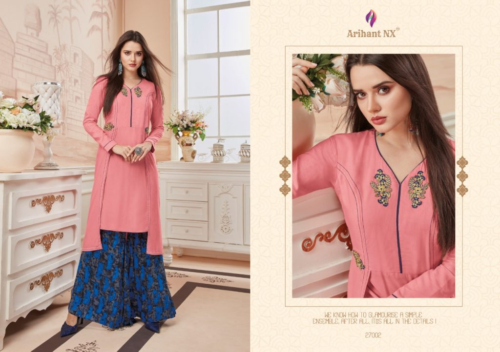 Arihant Plazo Vol 1 Designer Plazzo set Latest Catalog Wholesale price Surat supplier - IMG 20190515 WA0221 1024x722 - Arihant Plazo Vol 1 Designer Plazzo set Latest Catalog Wholesale price Surat supplier