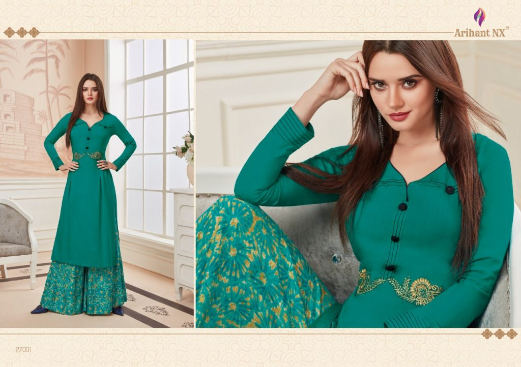 Arihant Plazo Vol 1 Designer Plazzo set Latest Catalog Wholesale price Surat supplier - IMG 20190515 WA0223 1024x722 - Arihant Plazo Vol 1 Designer Plazzo set Latest Catalog Wholesale price Surat supplier