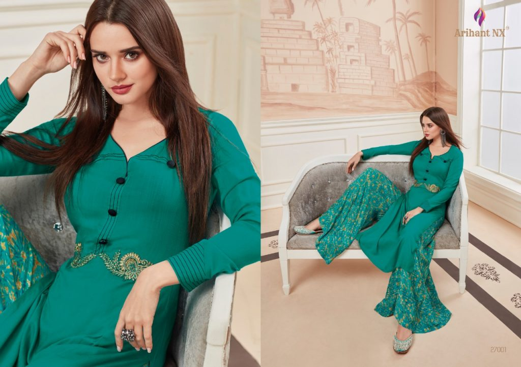 Arihant Plazo Vol 1 Designer Plazzo set Latest Catalog Wholesale price Surat supplier - IMG 20190515 WA0227 1024x722 - Arihant Plazo Vol 1 Designer Plazzo set Latest Catalog Wholesale price Surat supplier