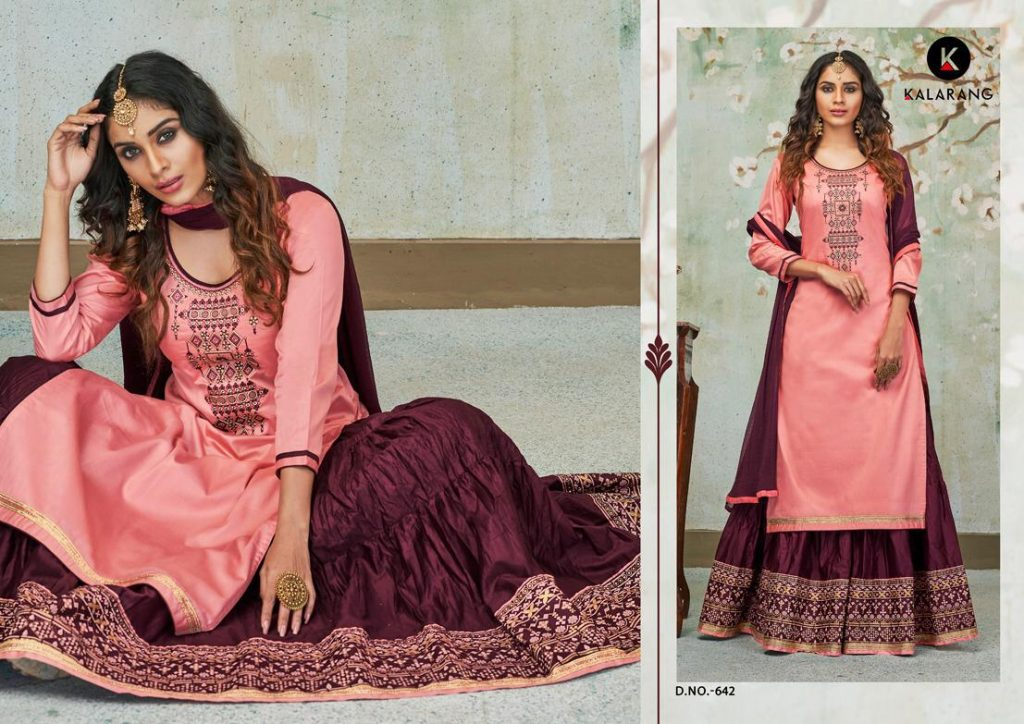 Kalarang Creation Blueberry Vol 2 Lehenga Style Salwar Kameez Catalog Wholesale price surat - IMG 20190515 WA0373 1024x724 - Kalarang Creation Blueberry Vol 2 Lehenga Style Salwar Kameez Catalog Wholesale price surat