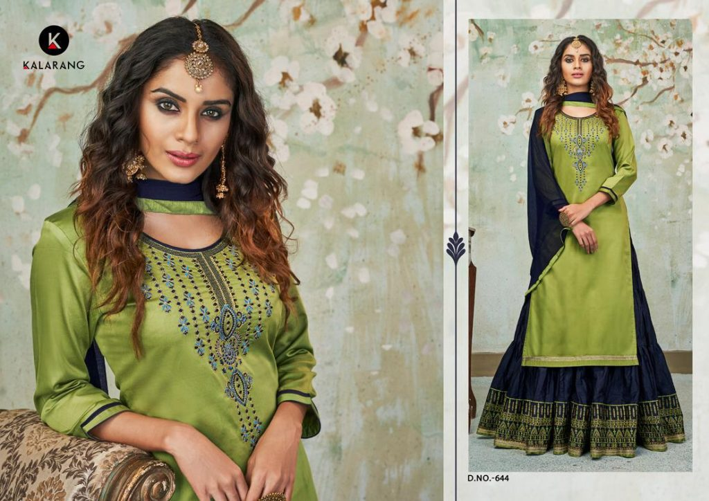 Kalarang Creation Blueberry Vol 2 Lehenga Style Salwar Kameez Catalog Wholesale price surat - IMG 20190515 WA0374 1024x724 - Kalarang Creation Blueberry Vol 2 Lehenga Style Salwar Kameez Catalog Wholesale price surat