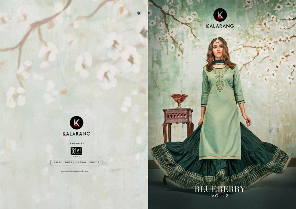 Kalarang Creation Blueberry Vol 2 Lehenga Style Salwar Kameez Catalog Wholesale price surat - IMG 20190515 WA0375 1024x724 - Kalarang Creation Blueberry Vol 2 Lehenga Style Salwar Kameez Catalog Wholesale price surat