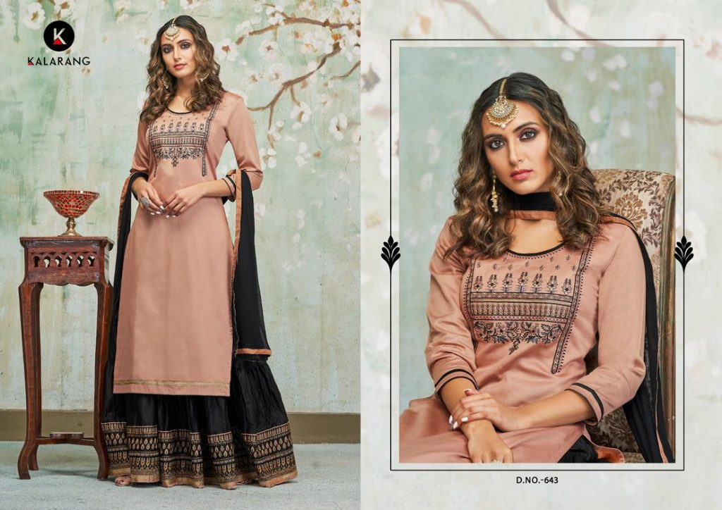 Kalarang Creation Blueberry Vol 2 Lehenga Style Salwar Kameez Catalog Wholesale price surat - IMG 20190515 WA0377 1024x724 - Kalarang Creation Blueberry Vol 2 Lehenga Style Salwar Kameez Catalog Wholesale price surat