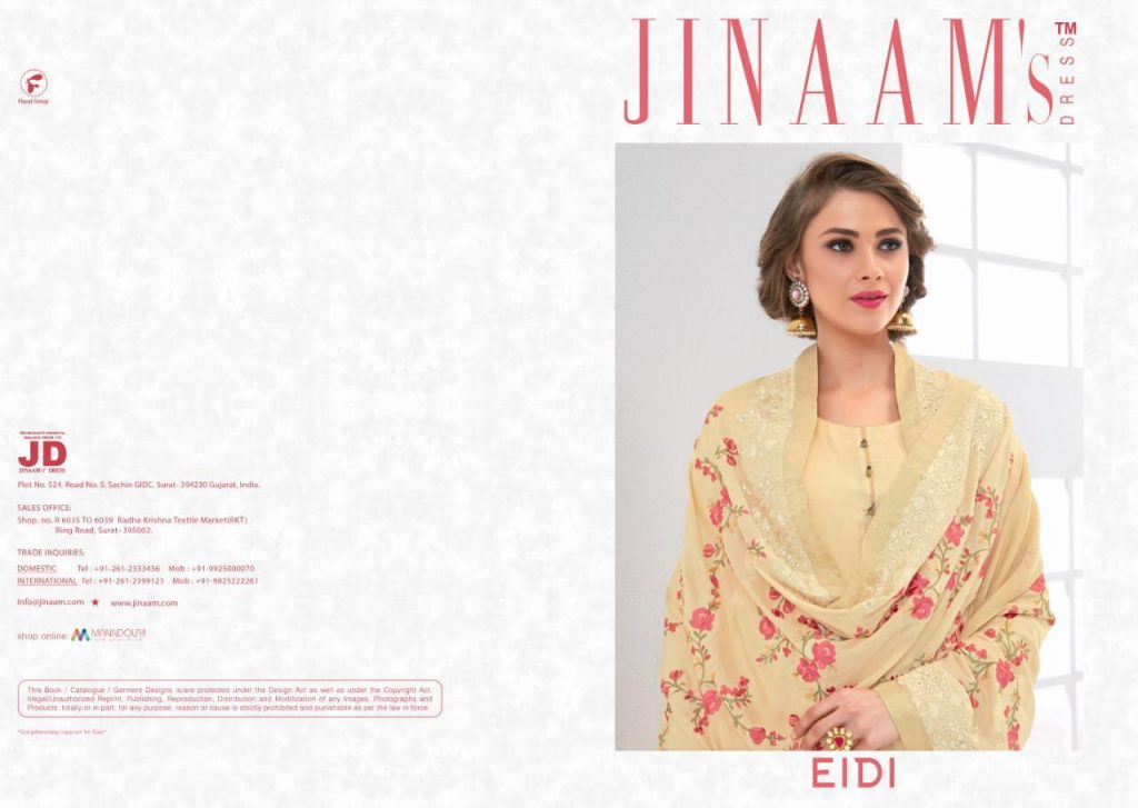 Jinaam eidi cotton Silk collection kashmiri style suit catalog dealer in surat - IMG 20190518 WA0265 1024x727 - Jinaam eidi cotton Silk collection kashmiri style suit catalog dealer in surat
