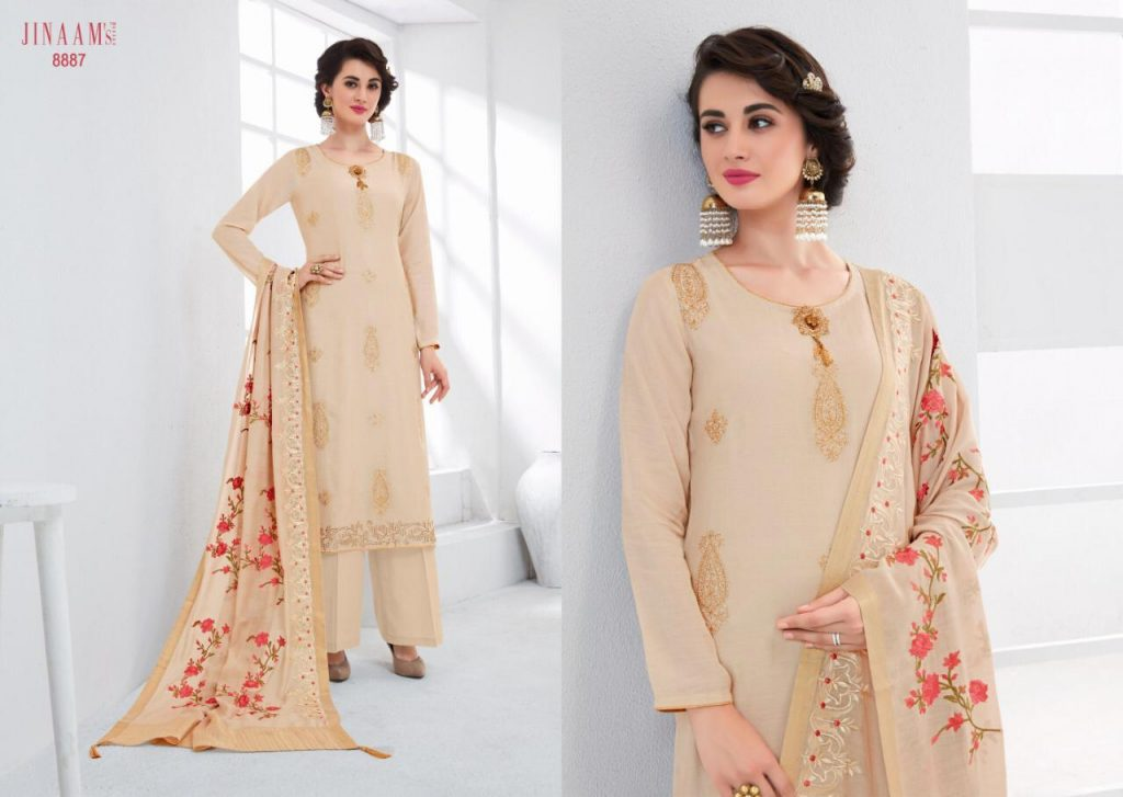 Jinaam eidi cotton Silk collection kashmiri style suit catalog dealer in surat - IMG 20190518 WA0266 1024x727 - Jinaam eidi cotton Silk collection kashmiri style suit catalog dealer in surat