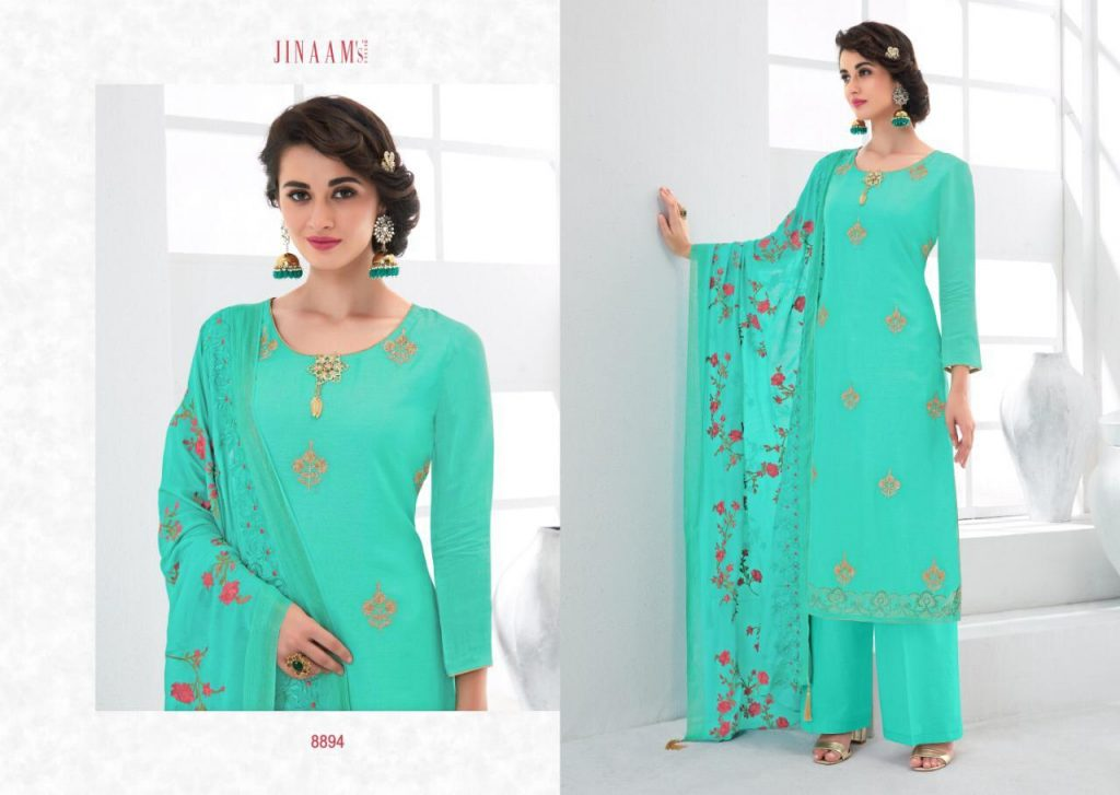 Jinaam eidi cotton Silk collection kashmiri style suit catalog dealer in surat - IMG 20190518 WA0270 1024x727 - Jinaam eidi cotton Silk collection kashmiri style suit catalog dealer in surat