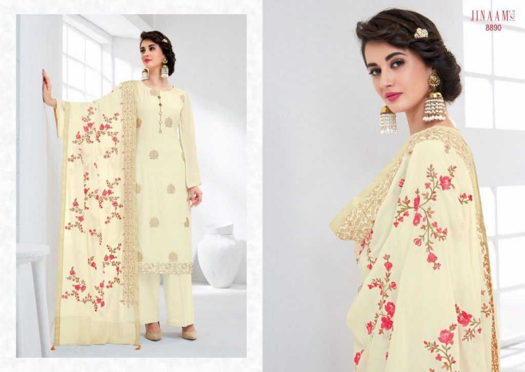 Jinaam eidi cotton Silk collection kashmiri style suit catalog dealer in surat - IMG 20190518 WA0272 1024x727 - Jinaam eidi cotton Silk collection kashmiri style suit catalog dealer in surat