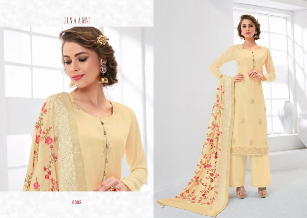 Jinaam eidi cotton Silk collection kashmiri style suit catalog dealer in surat - IMG 20190518 WA0278 1024x727 - Jinaam eidi cotton Silk collection kashmiri style suit catalog dealer in surat
