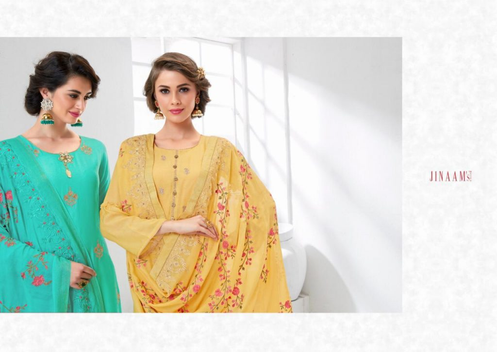 Jinaam eidi cotton Silk collection kashmiri style suit catalog dealer in surat - IMG 20190518 WA0279 1024x727 - Jinaam eidi cotton Silk collection kashmiri style suit catalog dealer in surat