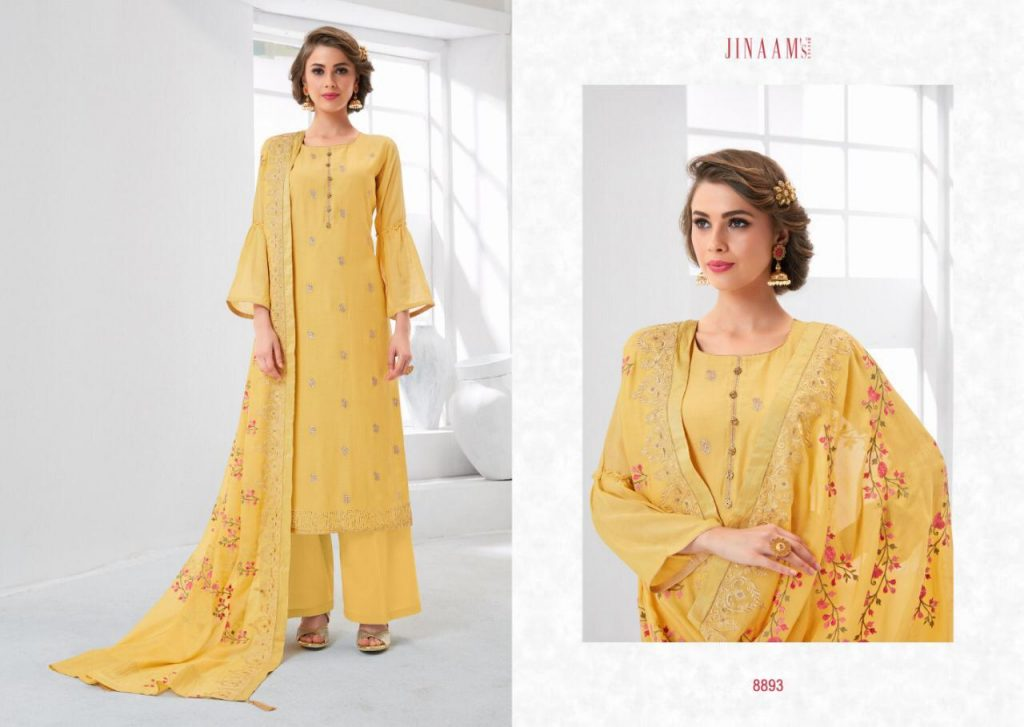 Jinaam eidi cotton Silk collection kashmiri style suit catalog dealer in surat - IMG 20190518 WA0280 1024x727 - Jinaam eidi cotton Silk collection kashmiri style suit catalog dealer in surat