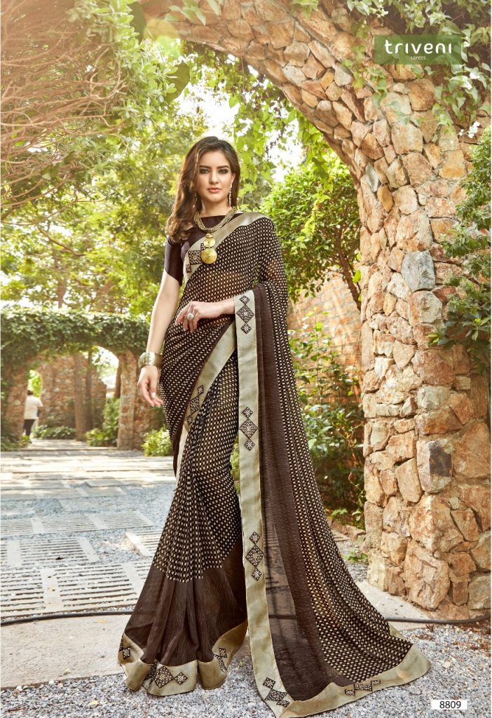 Triveni sarah fancy georgette printed exclusice saree dealer in Surat - IMG 20190606 WA0208 702x1024 - Triveni sarah fancy georgette printed exclusice saree dealer in Surat Triveni sarah fancy georgette printed exclusice saree dealer in Surat - IMG 20190606 WA0208 702x1024 - Triveni sarah fancy georgette printed exclusice saree dealer in Surat