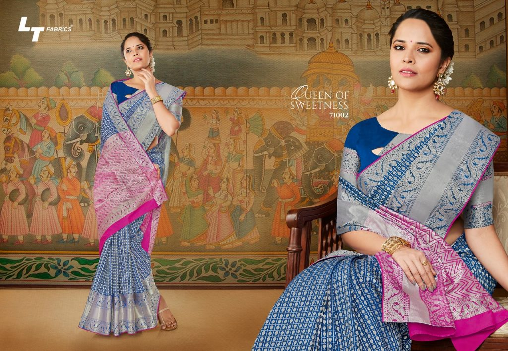 Lt fabrics sakhi fancy silk saree wholesale price surat dealer - IMG 20190612 WA0039 1024x709 - Lt fabrics sakhi fancy silk saree wholesale price surat dealer