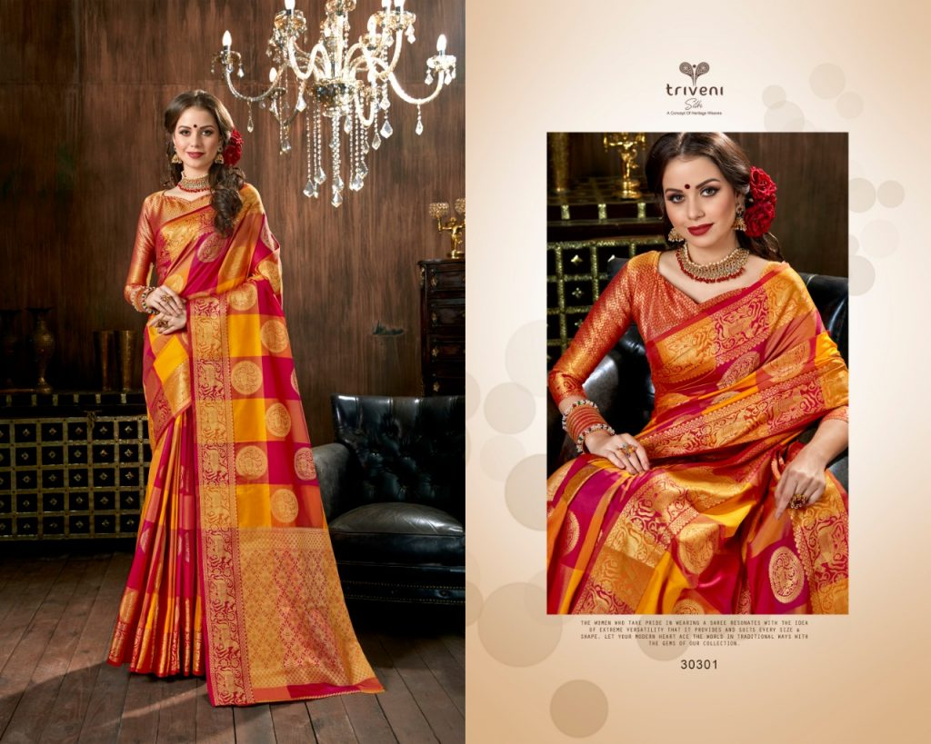 Triveni sushmita stylish elegant silk saree catalog surat supplier - IMG 20190617 WA0003 1024x819 - Triveni sushmita stylish elegant silk saree catalog surat supplier Triveni sushmita stylish elegant silk saree catalog surat supplier - IMG 20190617 WA0003 1024x819 - Triveni sushmita stylish elegant silk saree catalog surat supplier
