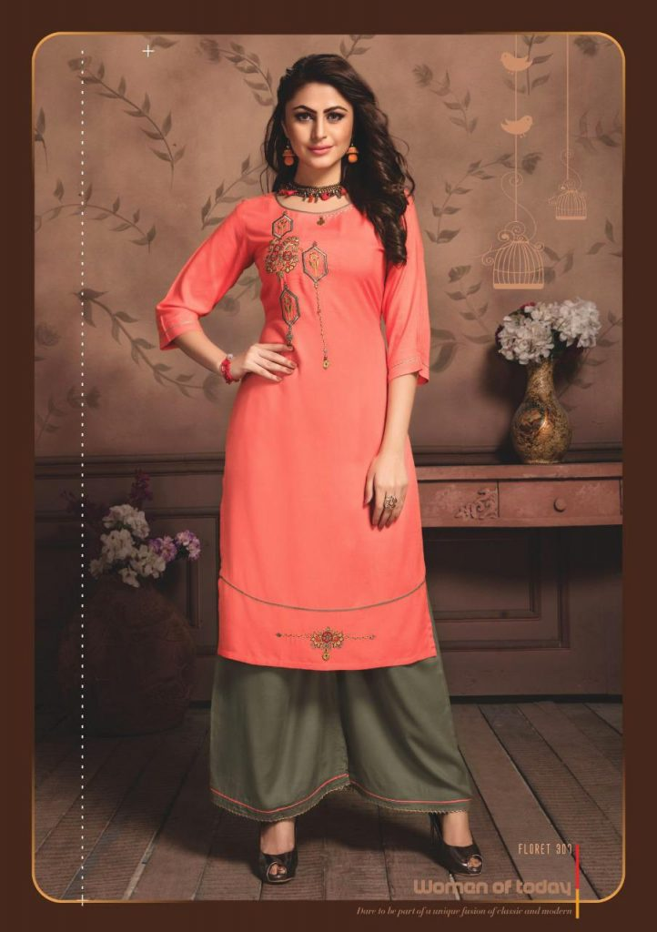 Kiana Floret vol 3 fancy rayon Kurti with palazzo wholesale Price - Kiana Floret Vol 3 Fancy Rayon Kurti With Palazzo Wholesale Price 1 722x1024 - Kiana Floret vol 3 fancy rayon Kurti with palazzo wholesale Price Kiana Floret vol 3 fancy rayon Kurti with palazzo wholesale Price - Kiana Floret Vol 3 Fancy Rayon Kurti With Palazzo Wholesale Price 1 722x1024 - Kiana Floret vol 3 fancy rayon Kurti with palazzo wholesale Price