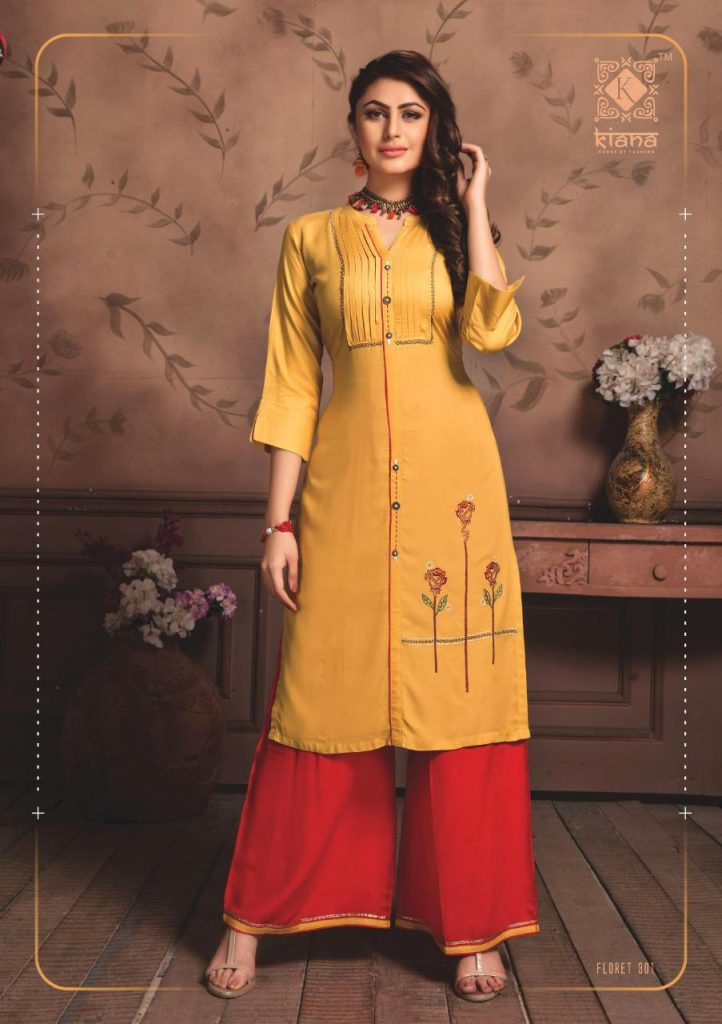 Kiana Floret vol 3 fancy rayon Kurti with palazzo wholesale Price - Kiana Floret Vol 3 Fancy Rayon Kurti With Palazzo Wholesale Price 3 722x1024 - Kiana Floret vol 3 fancy rayon Kurti with palazzo wholesale Price Kiana Floret vol 3 fancy rayon Kurti with palazzo wholesale Price - Kiana Floret Vol 3 Fancy Rayon Kurti With Palazzo Wholesale Price 3 722x1024 - Kiana Floret vol 3 fancy rayon Kurti with palazzo wholesale Price