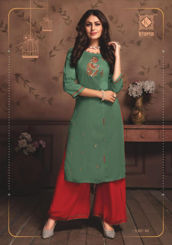 Kiana Floret vol 3 fancy rayon Kurti with palazzo wholesale Price - Kiana Floret Vol 3 Fancy Rayon Kurti With Palazzo Wholesale Price 7 722x1024 - Kiana Floret vol 3 fancy rayon Kurti with palazzo wholesale Price Kiana Floret vol 3 fancy rayon Kurti with palazzo wholesale Price - Kiana Floret Vol 3 Fancy Rayon Kurti With Palazzo Wholesale Price 7 722x1024 - Kiana Floret vol 3 fancy rayon Kurti with palazzo wholesale Price