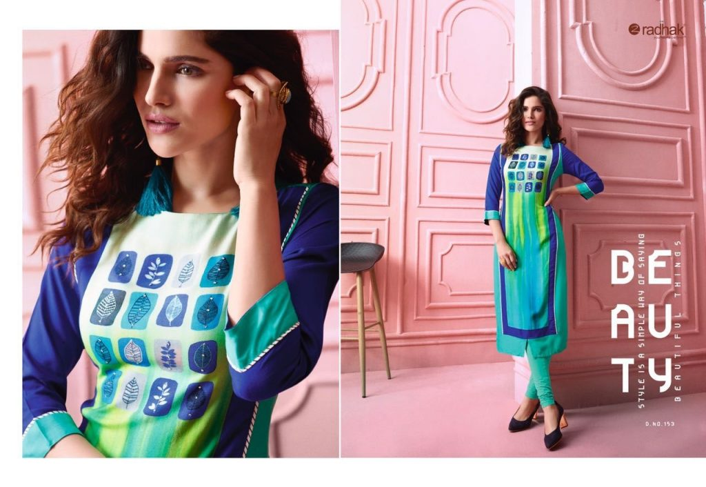 - Radhak Fashion Rukmee 2 8 1024x706 - Radhak fashion rukmee vol 2 Fancy rayon embroidered kurtis collection wholesale  - Radhak Fashion Rukmee 2 8 1024x706 - Radhak fashion rukmee vol 2 Fancy rayon embroidered kurtis collection wholesale