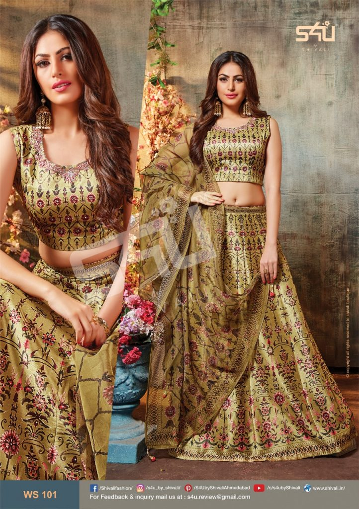 S4u Wedding Saga Designer indian Ethnic Wear Lehenga Choli Readymade Collection 2019 - S4u Wedding Saga Designer Indian Ethnic Wear Readymade Collection 2019 2 722x1024 - S4u Wedding Saga Designer indian Ethnic Wear Lehenga Choli Readymade Collection 2019 S4u Wedding Saga Designer indian Ethnic Wear Lehenga Choli Readymade Collection 2019 - S4u Wedding Saga Designer Indian Ethnic Wear Readymade Collection 2019 2 722x1024 - S4u Wedding Saga Designer indian Ethnic Wear Lehenga Choli Readymade Collection 2019