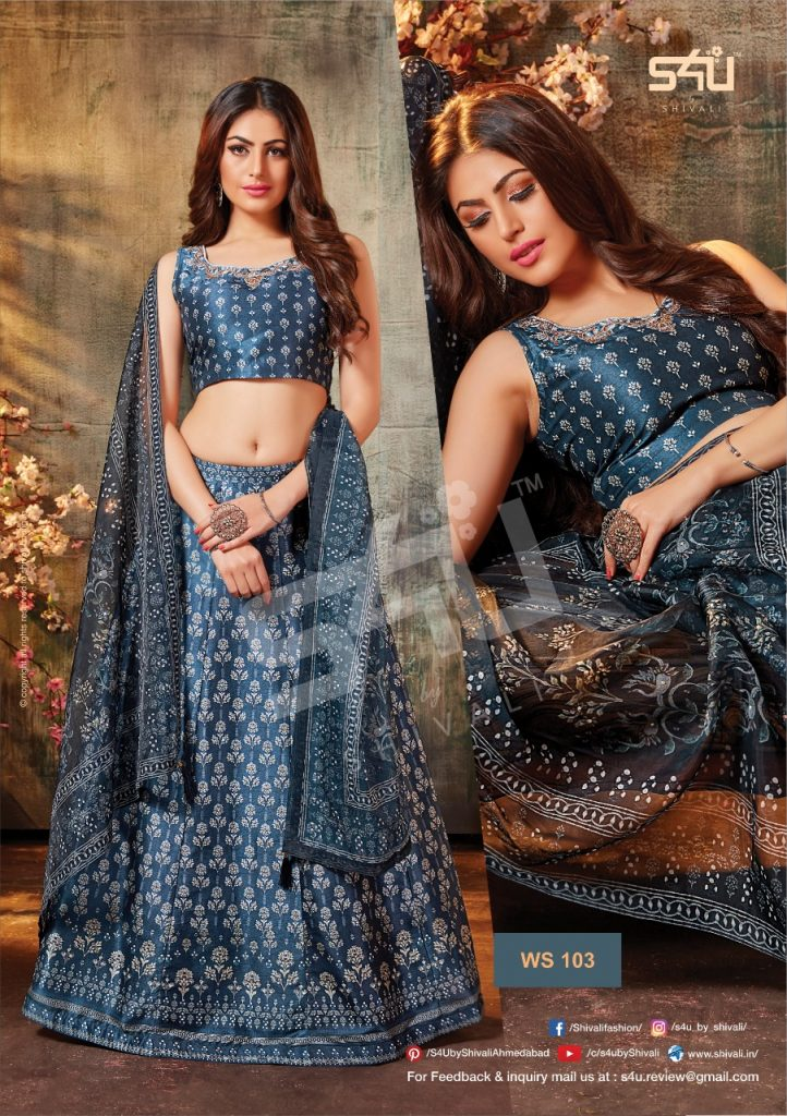 S4u Wedding Saga Designer indian Ethnic Wear Lehenga Choli Readymade Collection 2019 - S4u Wedding Saga Designer Indian Ethnic Wear Readymade Collection 2019 3 722x1024 - S4u Wedding Saga Designer indian Ethnic Wear Lehenga Choli Readymade Collection 2019 S4u Wedding Saga Designer indian Ethnic Wear Lehenga Choli Readymade Collection 2019 - S4u Wedding Saga Designer Indian Ethnic Wear Readymade Collection 2019 3 722x1024 - S4u Wedding Saga Designer indian Ethnic Wear Lehenga Choli Readymade Collection 2019