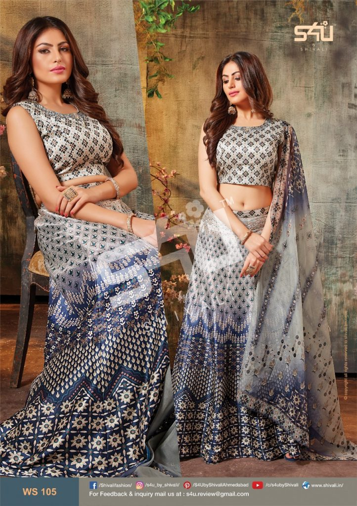 S4u Wedding Saga Designer indian Ethnic Wear Lehenga Choli Readymade Collection 2019 - S4u Wedding Saga Designer Indian Ethnic Wear Readymade Collection 2019 6 722x1024 - S4u Wedding Saga Designer indian Ethnic Wear Lehenga Choli Readymade Collection 2019 S4u Wedding Saga Designer indian Ethnic Wear Lehenga Choli Readymade Collection 2019 - S4u Wedding Saga Designer Indian Ethnic Wear Readymade Collection 2019 6 722x1024 - S4u Wedding Saga Designer indian Ethnic Wear Lehenga Choli Readymade Collection 2019
