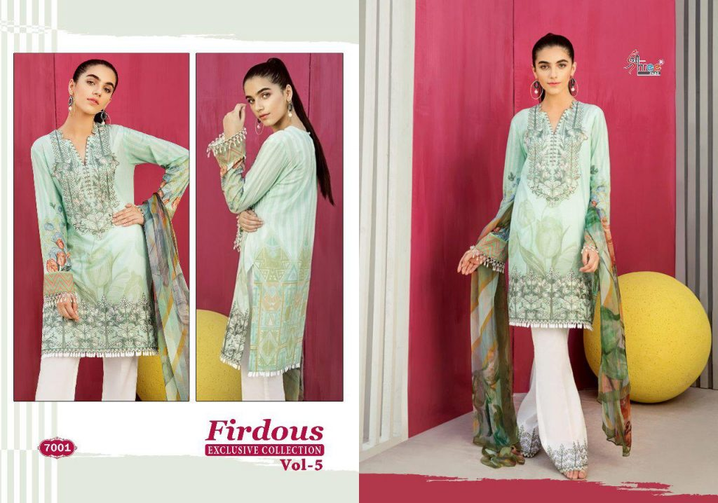 Shree Fabs Firdous Exclusive collection vol 5 Cotton pakistani Ladies Suits - Shree Fabs Firdous Exclusive Collection Vol 5 Cotton Pakistani Ladies Suits 13 1024x718 - Shree Fabs Firdous Exclusive collection vol 5 Cotton pakistani Ladies Suits Shree Fabs Firdous Exclusive collection vol 5 Cotton pakistani Ladies Suits - Shree Fabs Firdous Exclusive Collection Vol 5 Cotton Pakistani Ladies Suits 13 1024x718 - Shree Fabs Firdous Exclusive collection vol 5 Cotton pakistani Ladies Suits