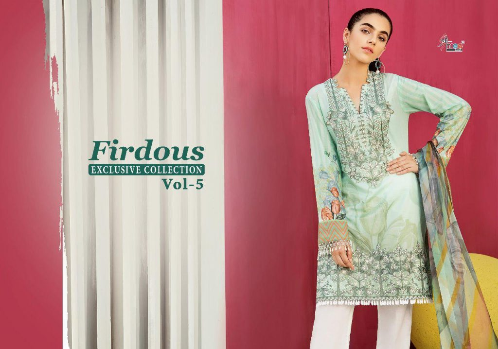 Shree Fabs Firdous Exclusive collection vol 5 Cotton pakistani Ladies Suits - Shree Fabs Firdous Exclusive Collection Vol 5 Cotton Pakistani Ladies Suits 2 1024x718 - Shree Fabs Firdous Exclusive collection vol 5 Cotton pakistani Ladies Suits Shree Fabs Firdous Exclusive collection vol 5 Cotton pakistani Ladies Suits - Shree Fabs Firdous Exclusive Collection Vol 5 Cotton Pakistani Ladies Suits 2 1024x718 - Shree Fabs Firdous Exclusive collection vol 5 Cotton pakistani Ladies Suits