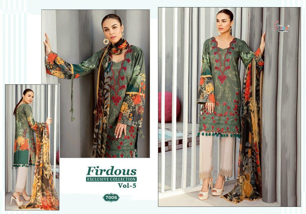 Shree Fabs Firdous Exclusive collection vol 5 Cotton pakistani Ladies Suits - Shree Fabs Firdous Exclusive Collection Vol 5 Cotton Pakistani Ladies Suits 5 1024x718 - Shree Fabs Firdous Exclusive collection vol 5 Cotton pakistani Ladies Suits Shree Fabs Firdous Exclusive collection vol 5 Cotton pakistani Ladies Suits - Shree Fabs Firdous Exclusive Collection Vol 5 Cotton Pakistani Ladies Suits 5 1024x718 - Shree Fabs Firdous Exclusive collection vol 5 Cotton pakistani Ladies Suits