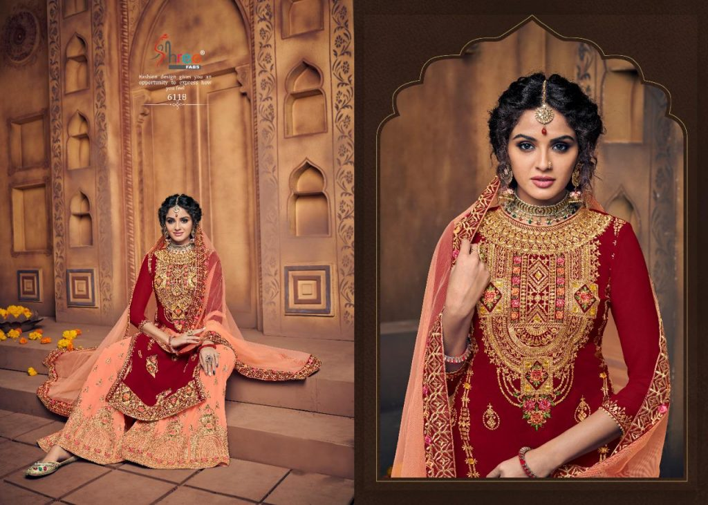 Shree Fabs Shehnai Bridal Collection Vol 23 Designer Sharara Dress Latest Catalog Online - Shree Fabs Shehnai Bridal Collection Vol 23 Designer Sharara Dress Latest Catalog Online 1 1024x731 - Shree Fabs Shehnai Bridal Collection Vol 23 Designer Sharara Dress Latest Catalog Online Shree Fabs Shehnai Bridal Collection Vol 23 Designer Sharara Dress Latest Catalog Online - Shree Fabs Shehnai Bridal Collection Vol 23 Designer Sharara Dress Latest Catalog Online 1 1024x731 - Shree Fabs Shehnai Bridal Collection Vol 23 Designer Sharara Dress Latest Catalog Online