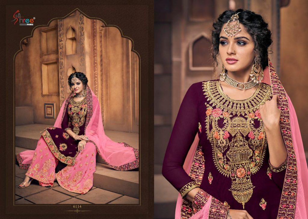 Shree Fabs Shehnai Bridal Collection Vol 23 Designer Sharara Dress Latest Catalog Online - Shree Fabs Shehnai Bridal Collection Vol 23 Designer Sharara Dress Latest Catalog Online 4 1024x731 - Shree Fabs Shehnai Bridal Collection Vol 23 Designer Sharara Dress Latest Catalog Online Shree Fabs Shehnai Bridal Collection Vol 23 Designer Sharara Dress Latest Catalog Online - Shree Fabs Shehnai Bridal Collection Vol 23 Designer Sharara Dress Latest Catalog Online 4 1024x731 - Shree Fabs Shehnai Bridal Collection Vol 23 Designer Sharara Dress Latest Catalog Online