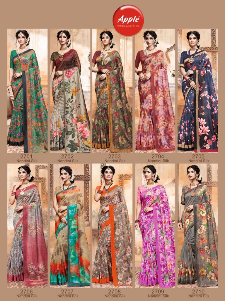 apple nandini silk fancy printed saree wholesalers surat online - apple nandini silk fancy printed saree wholesalers surat online 11 768x1024 - Apple Nandini Silk fancy printed saree wholesalers surat Online apple nandini silk fancy printed saree wholesalers surat online - apple nandini silk fancy printed saree wholesalers surat online 11 768x1024 - Apple Nandini Silk fancy printed saree wholesalers surat Online