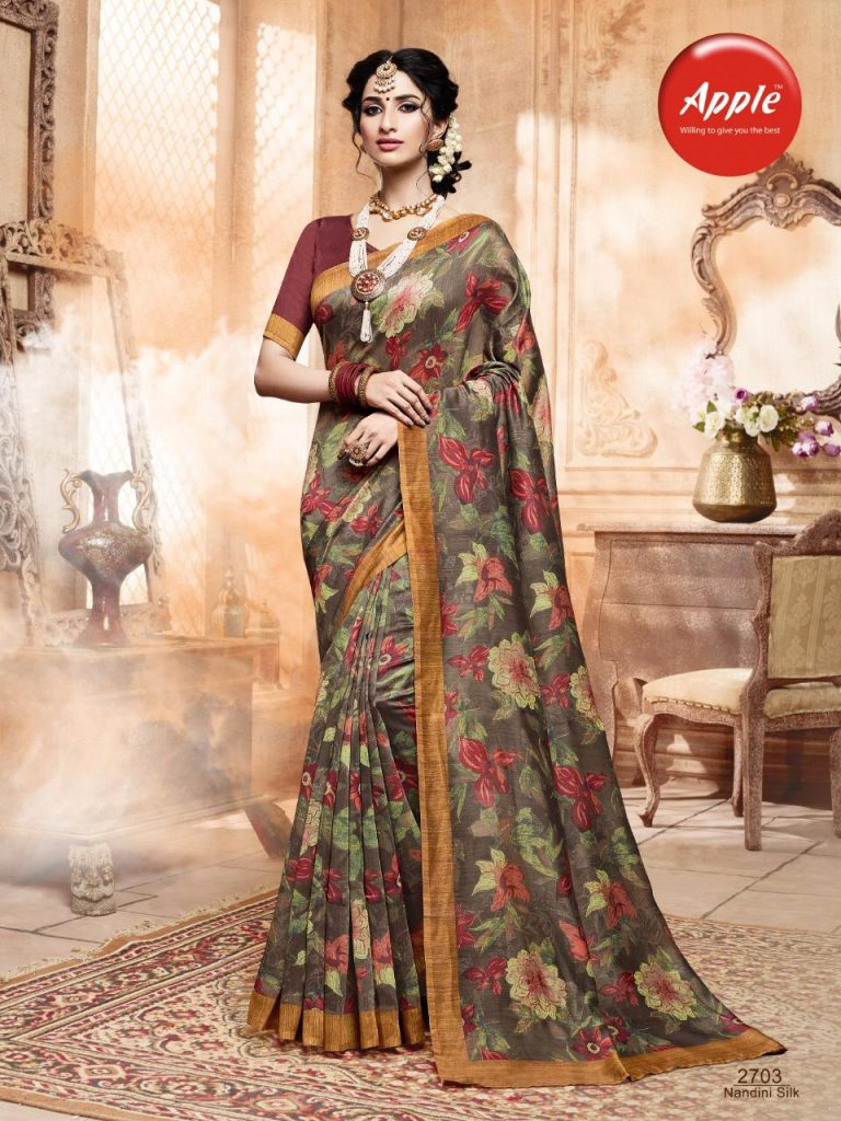 apple nandini silk fancy printed saree wholesalers surat online - apple nandini silk fancy printed saree wholesalers surat online 5 768x1024 - Apple Nandini Silk fancy printed saree wholesalers surat Online apple nandini silk fancy printed saree wholesalers surat online - apple nandini silk fancy printed saree wholesalers surat online 5 768x1024 - Apple Nandini Silk fancy printed saree wholesalers surat Online