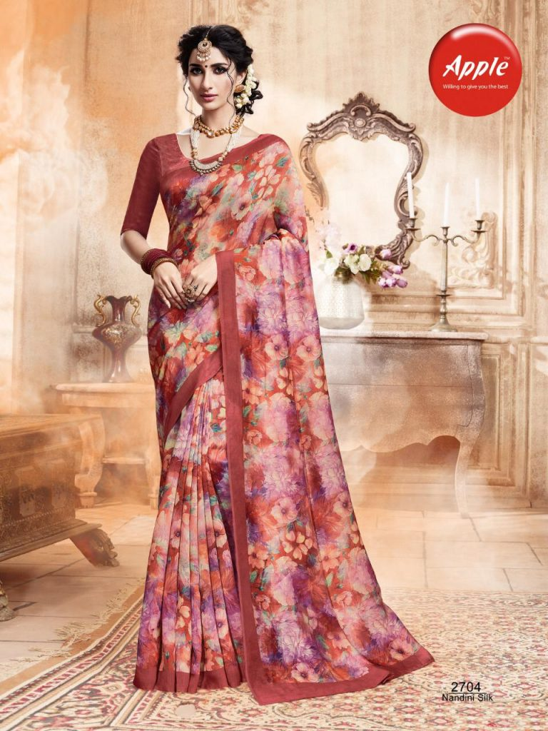 apple nandini silk fancy printed saree wholesalers surat online - apple nandini silk fancy printed saree wholesalers surat online 7 768x1024 - Apple Nandini Silk fancy printed saree wholesalers surat Online apple nandini silk fancy printed saree wholesalers surat online - apple nandini silk fancy printed saree wholesalers surat online 7 768x1024 - Apple Nandini Silk fancy printed saree wholesalers surat Online
