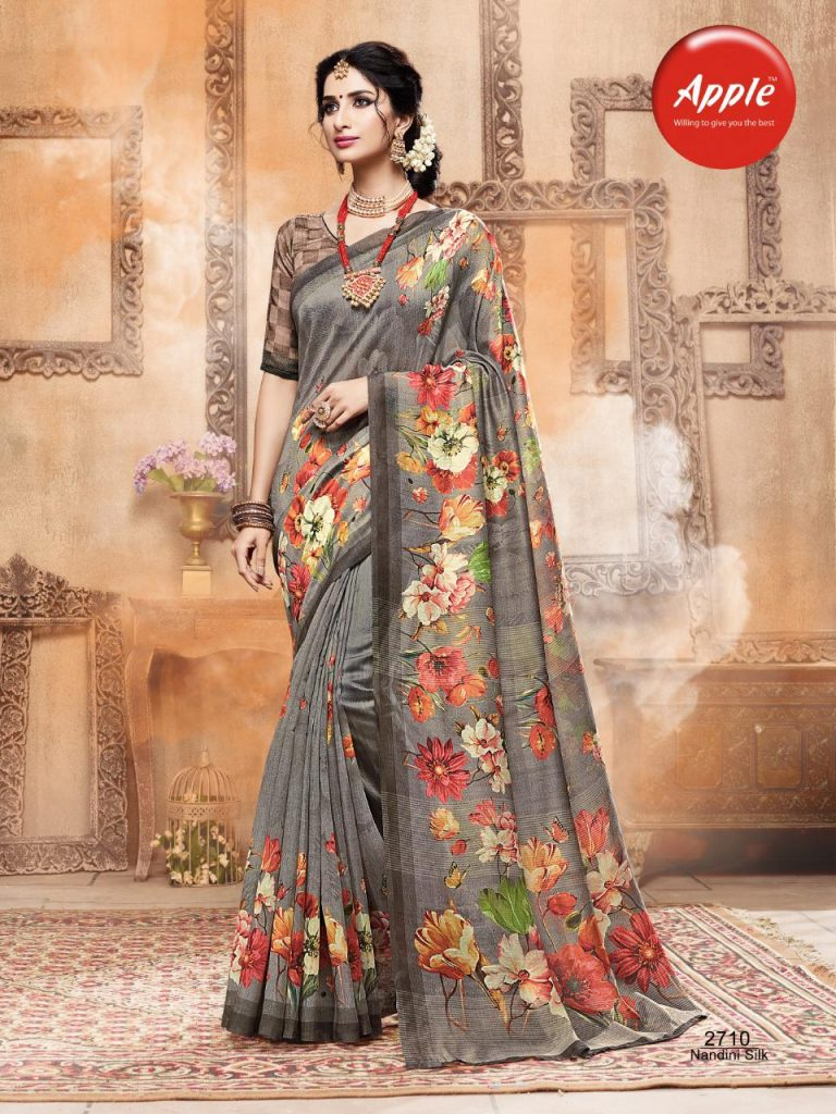 apple nandini silk fancy printed saree wholesalers surat online - apple nandini silk fancy printed saree wholesalers surat online 768x1024 - Apple Nandini Silk fancy printed saree wholesalers surat Online apple nandini silk fancy printed saree wholesalers surat online - apple nandini silk fancy printed saree wholesalers surat online 768x1024 - Apple Nandini Silk fancy printed saree wholesalers surat Online