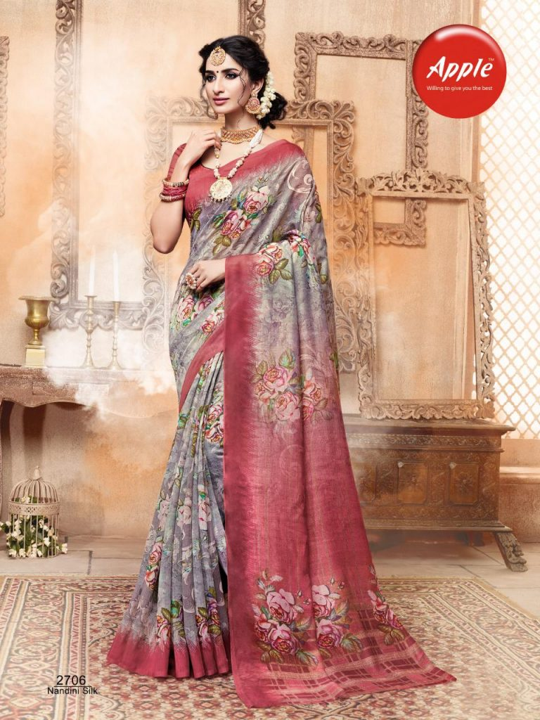 apple nandini silk fancy printed saree wholesalers surat online - apple nandini silk fancy printed saree wholesalers surat online 8 768x1024 - Apple Nandini Silk fancy printed saree wholesalers surat Online apple nandini silk fancy printed saree wholesalers surat online - apple nandini silk fancy printed saree wholesalers surat online 8 768x1024 - Apple Nandini Silk fancy printed saree wholesalers surat Online