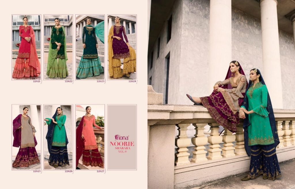 Fiona Noorie vol 9 sharara designer salwar Suit wholesaler best Rate - fiona noorie vol 9 sharara designer salwar suit wholesaler best rate 15 1024x656 - Fiona Noorie vol 9 sharara designer salwar Suit wholesaler best Rate Fiona Noorie vol 9 sharara designer salwar Suit wholesaler best Rate - fiona noorie vol 9 sharara designer salwar suit wholesaler best rate 15 1024x656 - Fiona Noorie vol 9 sharara designer salwar Suit wholesaler best Rate