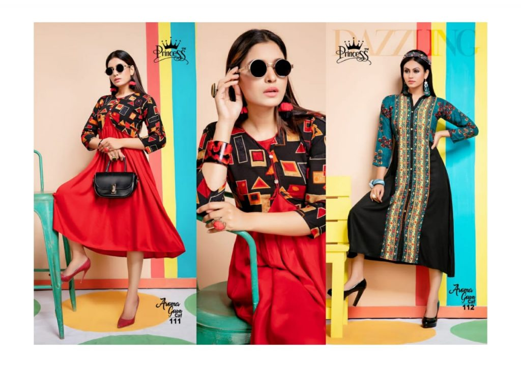 princess aroma gown caf fancy stylish rayon kurti catalog wholesale price surat best rate - princess aroma gown caf fancy stylish rayon kurti catalog wholesale price surat best rate 1 1024x723 - Princess Aroma Gown CAF fancy Stylish rayon Kurti Catalog wholesale price Surat best rate