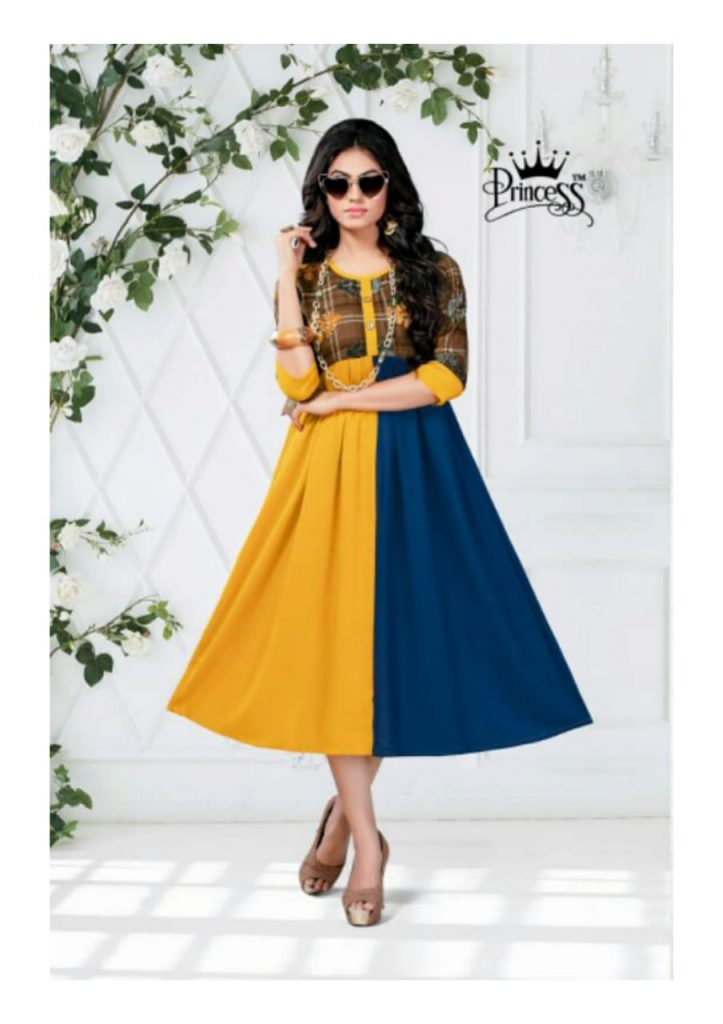 princess new heerwa gown vol 9 fancy rayon kurti catalog wholesale supplier surat best rate - princess new heerwa gown vol 9 fancy rayon kurti catalog wholesale supplier surat best rate 12 723x1024 - Princess new Heerwa gown vol 9 fancy Rayon kurti catalog wholesale supplier Surat best rate
