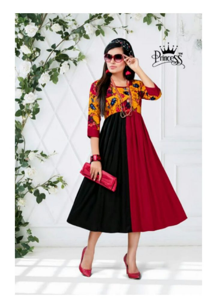 princess new heerwa gown vol 9 fancy rayon kurti catalog wholesale supplier surat best rate - princess new heerwa gown vol 9 fancy rayon kurti catalog wholesale supplier surat best rate 2 723x1024 - Princess new Heerwa gown vol 9 fancy Rayon kurti catalog wholesale supplier Surat best rate