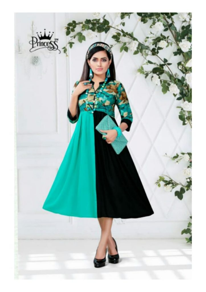 princess new heerwa gown vol 9 fancy rayon kurti catalog wholesale supplier surat best rate - princess new heerwa gown vol 9 fancy rayon kurti catalog wholesale supplier surat best rate 7 723x1024 - Princess new Heerwa gown vol 9 fancy Rayon kurti catalog wholesale supplier Surat best rate