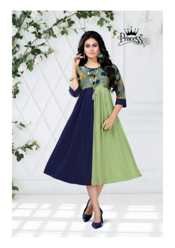 princess new heerwa gown vol 9 fancy rayon kurti catalog wholesale supplier surat best rate - princess new heerwa gown vol 9 fancy rayon kurti catalog wholesale supplier surat best rate 723x1024 - Princess new Heerwa gown vol 9 fancy Rayon kurti catalog wholesale supplier Surat best rate